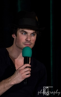 Ian Somerhalder, plays Damon Salvatore